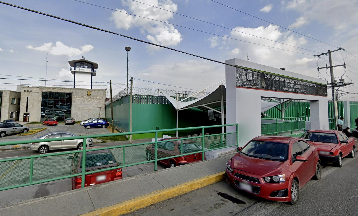 Denuncian brote de coronavirus en penal de Santiaguito, y las autoridades lo acallan (Estado de México)
