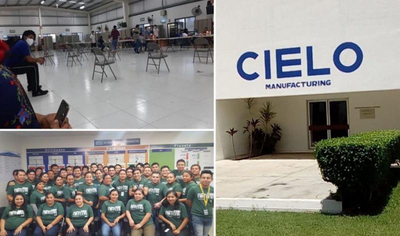 Maquiladoras de Yucatán despiden a unos mil empleados