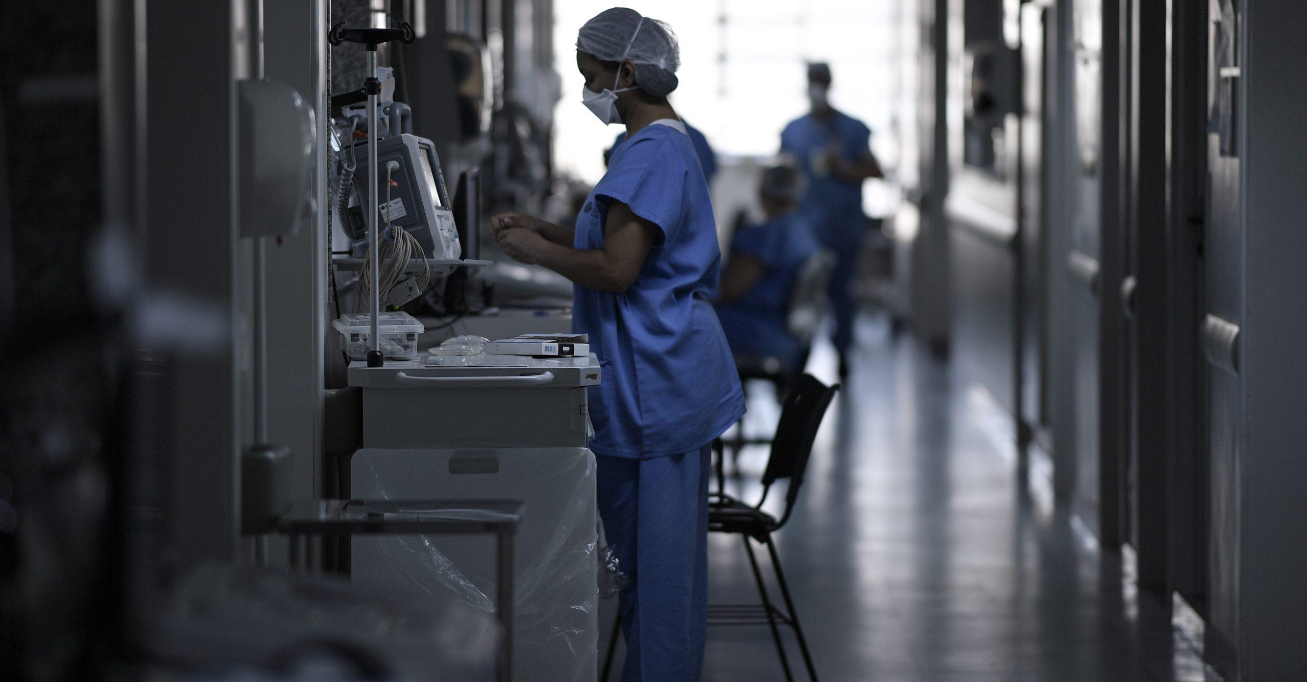 Enfermeras con hijos con discapacidad se amparan para no trabajar durante pandemia
