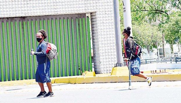 Atrapa Covid a migrantes (Coahuila)