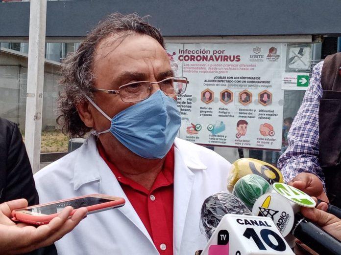 Trabajadores del ISSSTE denuncian que murieron cuatro pacientes, por falta de energía eléctrica en el Hospital Valentín Gómez Farías (Jalisco)