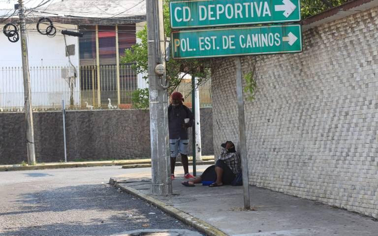 Centroamericanos desprotegidos ante el Covid-19 en Villahermosa, Tabasco