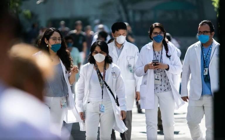 Cae más personal médico contagiado por Covid-19 (Jalisco)
