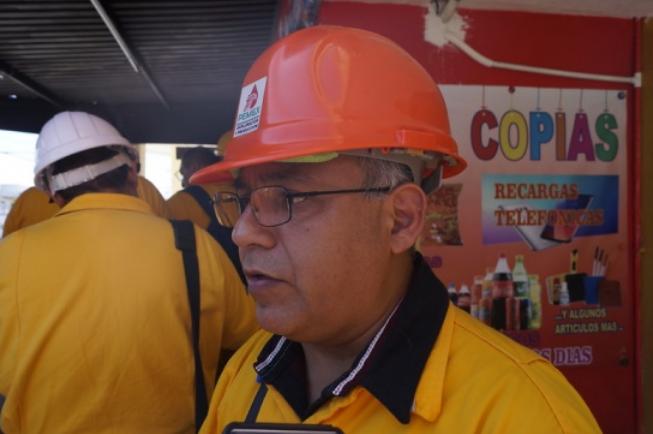 Trabajadores de la plataforma Sandunga piden ser desalojados (Campeche)