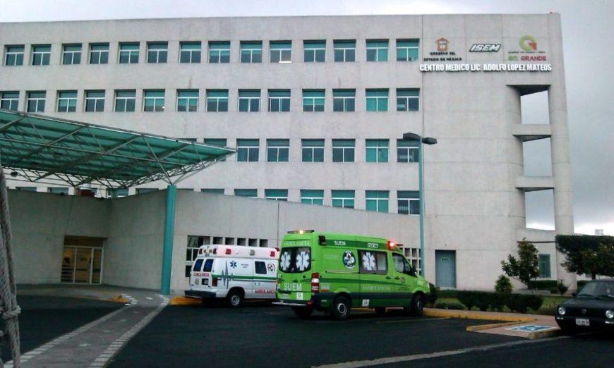 Por cuarta ocasión, personal de hospital en Toluca se manifiesta en demanda de insumos (Estado de México)