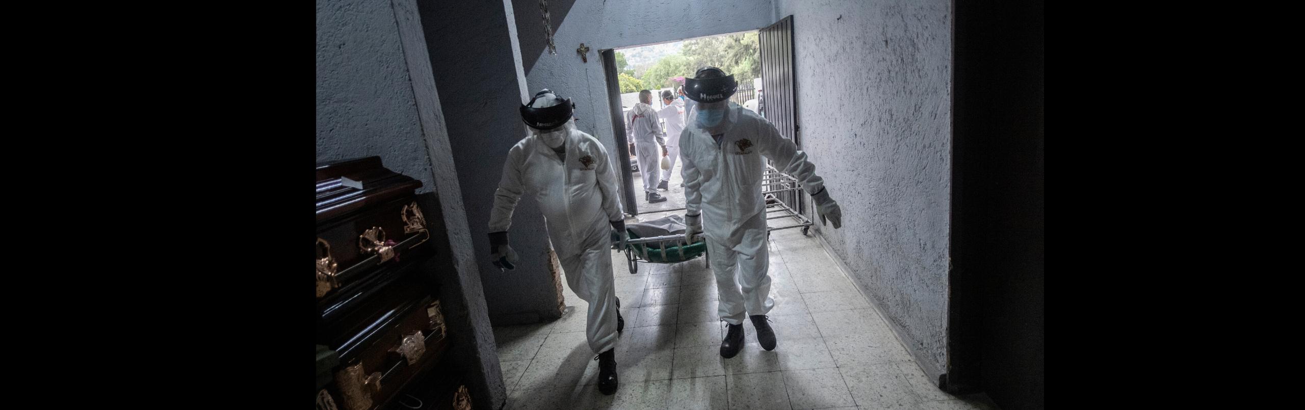 Revela 911 tres veces más muertes extrahospitalarias por Covid-19 en la CDMX