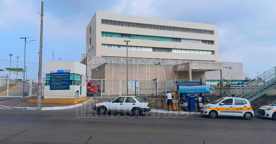 Se contagian 3 en Hospital General de Tampico; los infectó funcionaria federal (Tamaulipas)