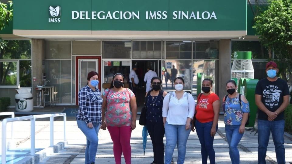 Continúan las protestas por falta de quimioterapias para niños con cáncer en IMSS de Sinaloa