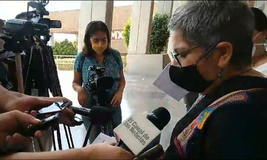 Defensoras del agua acuden a la CNDH para echar abajo la Secretaría del Agua en Baja California