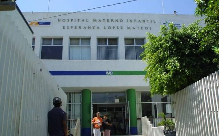 Dan positivo a Covid-19 veinte trabajadores del Hospital Materno Infantil Esperanza López Mateos (Jalisco)