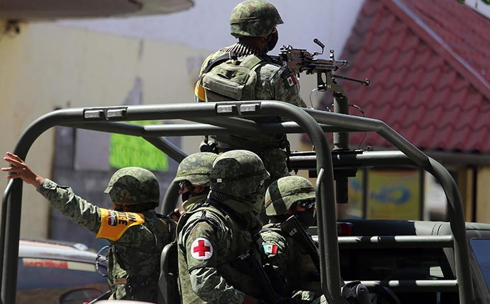 ONGs piden a Congreso frenar decreto de AMLO sobre militarización de seguridad