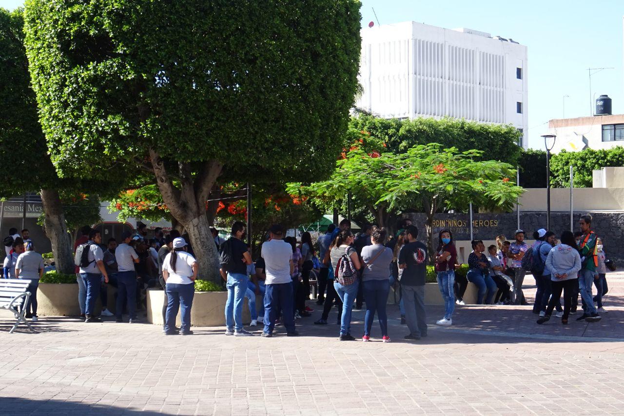 Empleados de Kasai convocan a huelga tras negarles caja de ahorro y utilidades (Guanajuato)