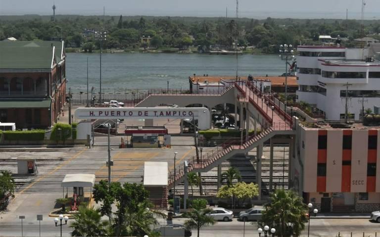 Critican militarización del sistema portuario (Tamaulipas)