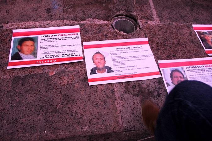 Búsqueda de personas desaparecidas, asignatura pendiente en Aguascalientes