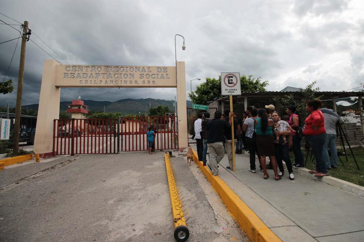 Covid se extiende por penales de Guerrero