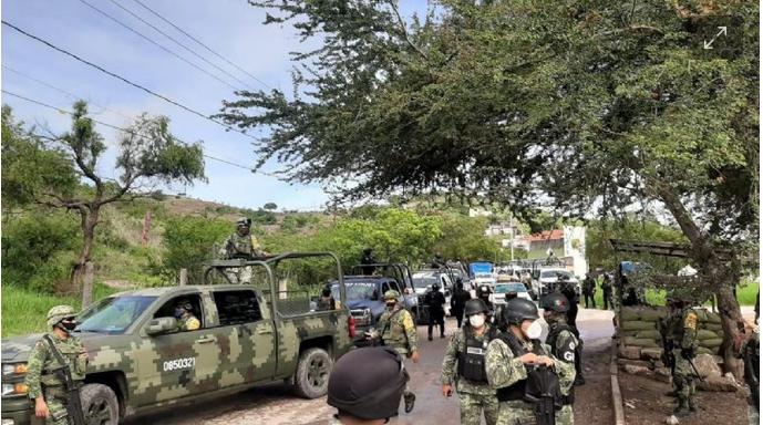 """Grupo narco- paramilitar """"Los Ardillos"""" amenaza seguridad de indígenas de Chilapa, Guerrero"""