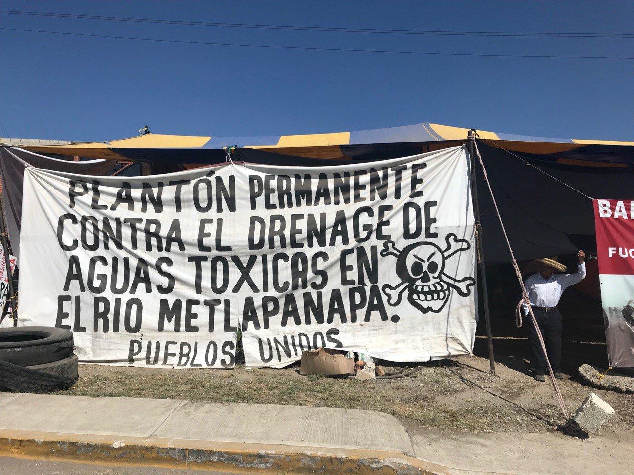 En la opacidad, proyecto hídrico de Ciudad Textil (Puebla)