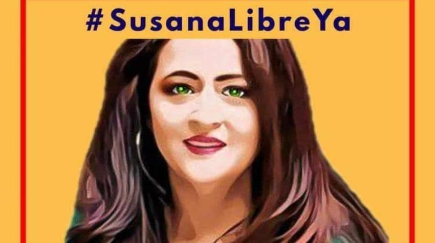 Susana Prieto denuncia por persecución judicial a gobernadores de Chihuahua y Tamaulipas