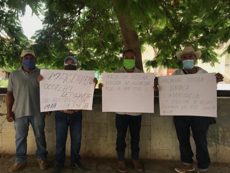 """""""Nos están sentenciando a una muerte segura""""; zapotecos por nueva contaminación de minera Cuzcatlán (Oaxaca)"""