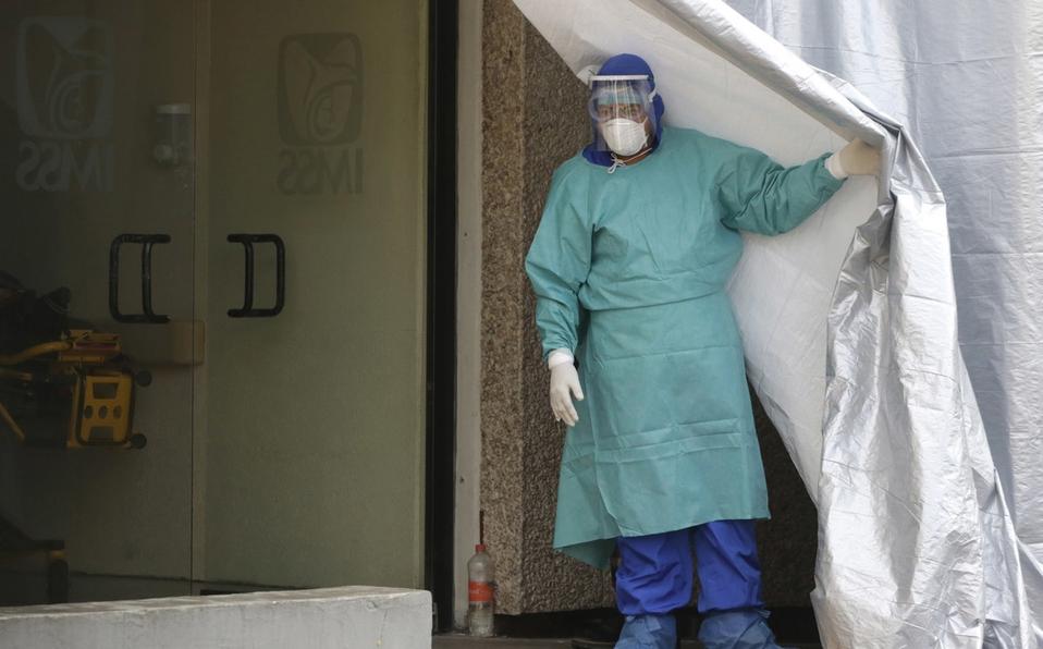 Médico del IMSS acusa que sin protección, en Zacatecas se atienden casos de coronavirus