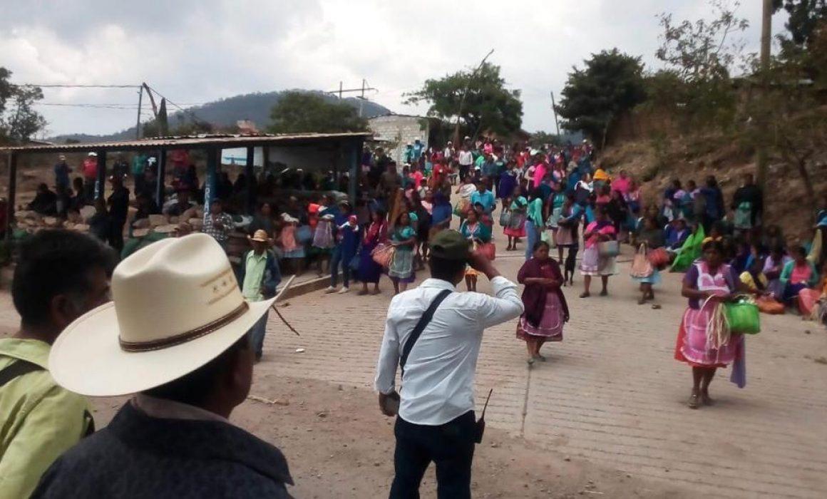 Bloquea CRAC-PF en Chilapa para impedir entrada de la Guardia Nacional  (Guerrero)