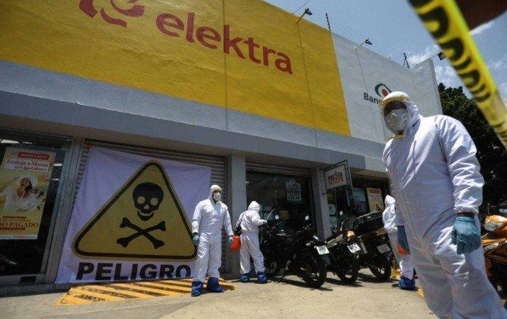 Fallece trabajadora en Aguascalientes por brote de Covid-19 en Elektra