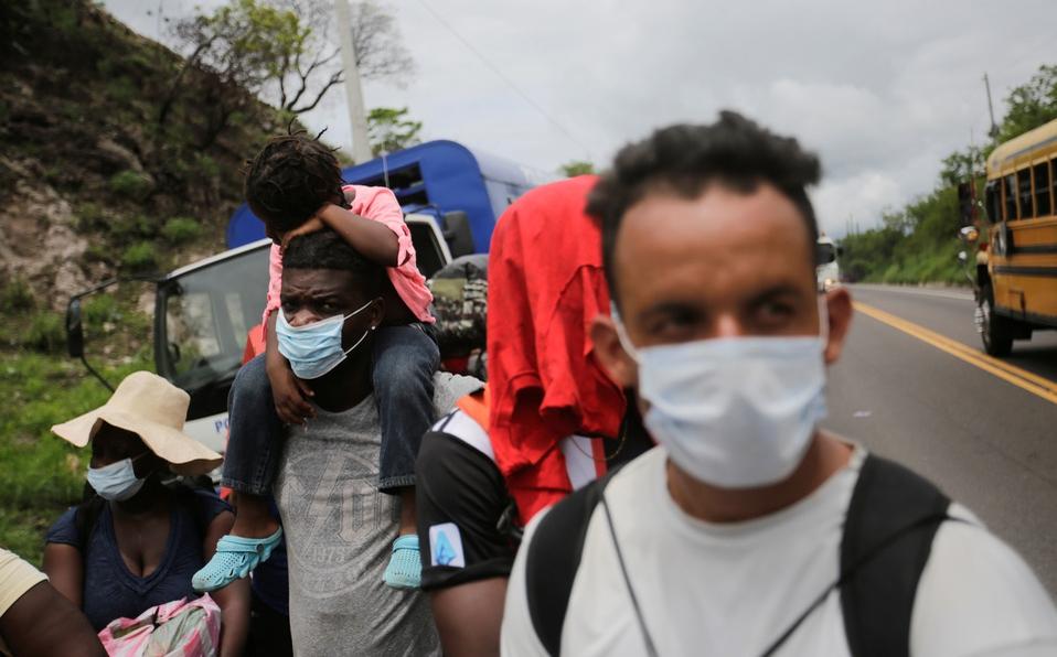 EUA deporta a 2 mil migrantes por Reynosa (Tamaulipas)