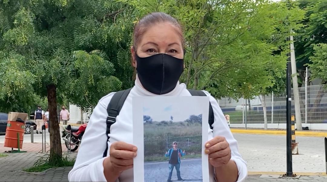 """""""Una se muere junto con ellos"""": la lucha de una madre por recuperar completo el cuerpo de su hijo (Jalisco)"""