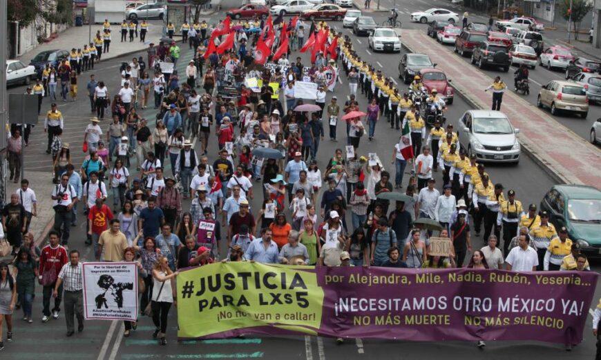 Caso Narvarte: Un lustro en espera de verdad y justicia (Ciudad de México)