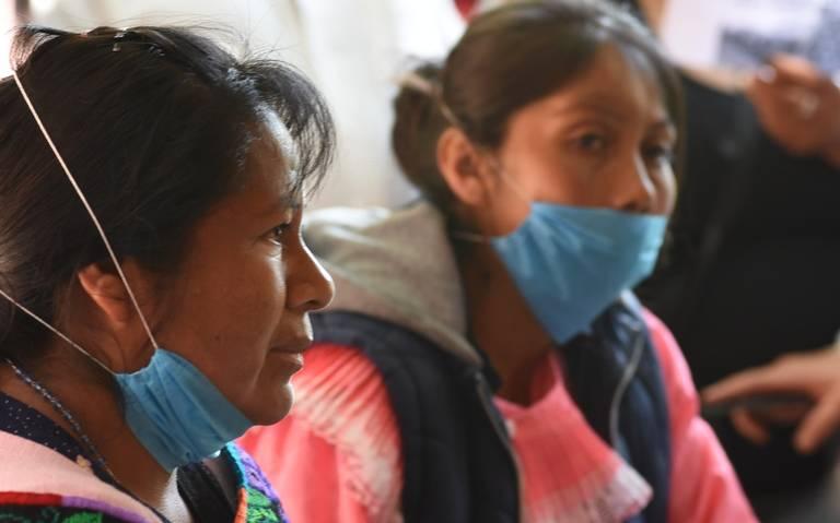 Indígenas denuncian actos violentos vs ellos (Querétaro)