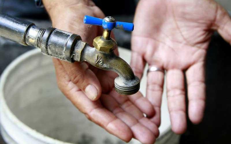 Pobladores de Tecuala denuncian falta de agua (Nayarit)