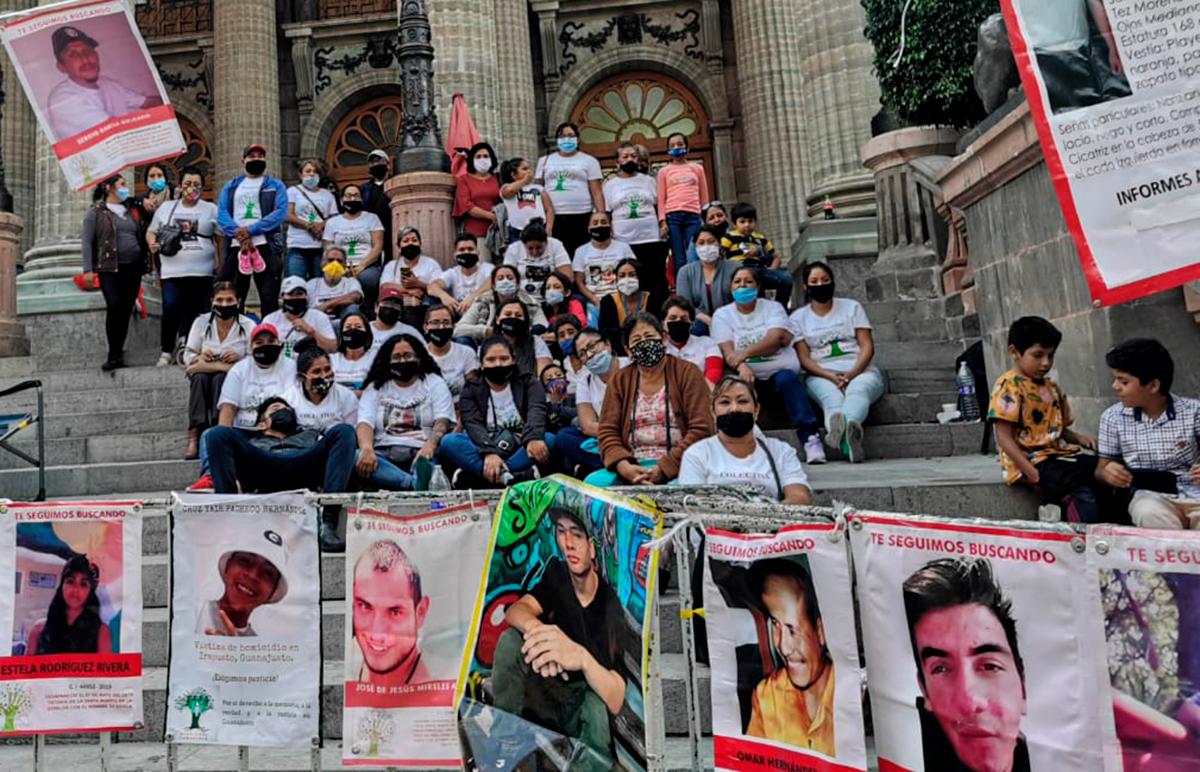 Guanajuato: un gobierno que ni ve ni oye a las víctimas de la violencia