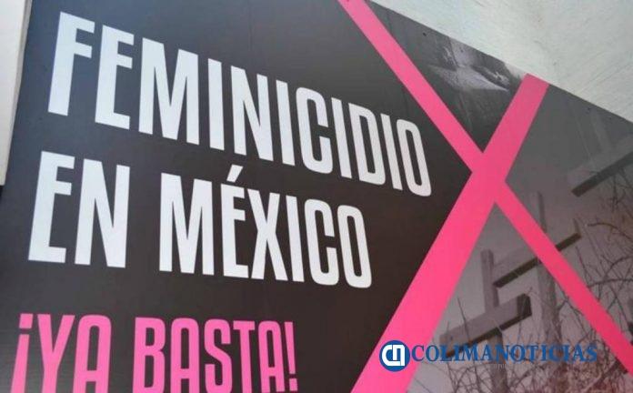 En cinco años y medio Colima ha registrado 380 feminicidios