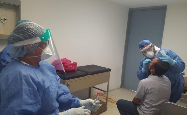 Saturados 7 hospitales Covid del IMSS e ISSSTE en Tamaulipas