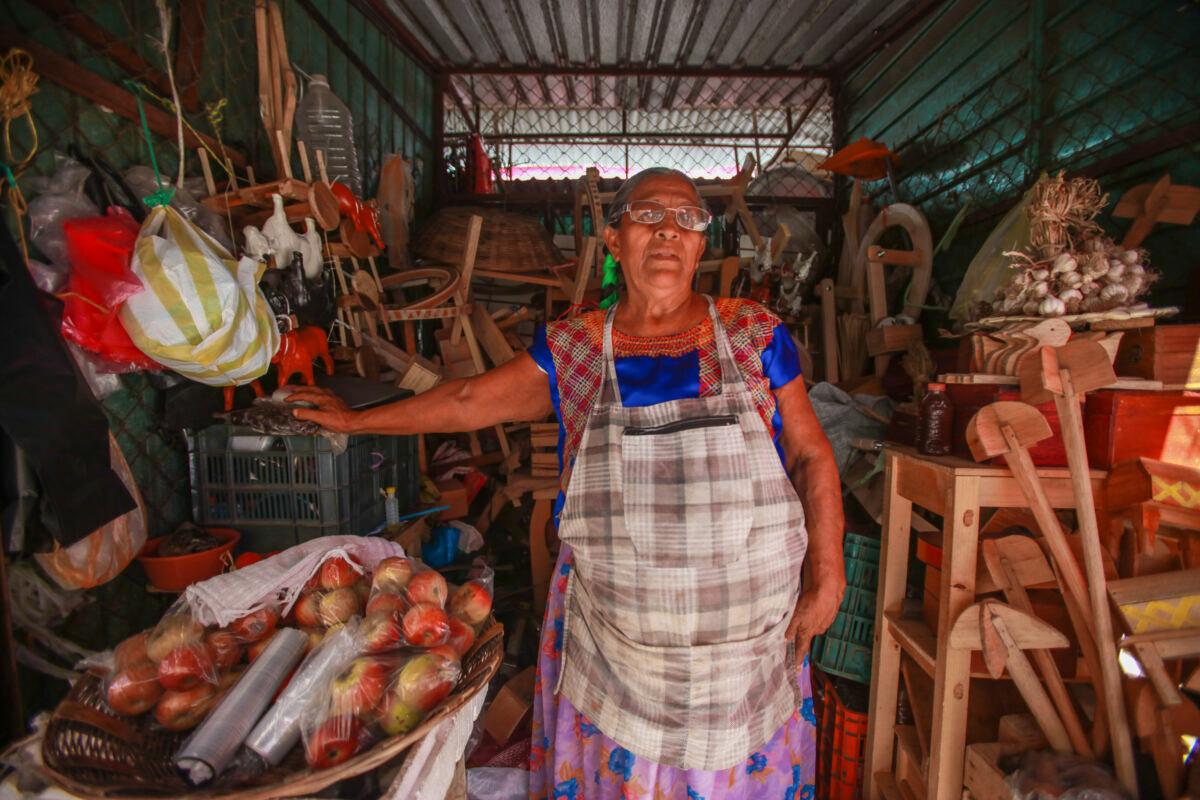«El Corredor Interoceánico solamente nos va a dejar daño» (Oaxaca)