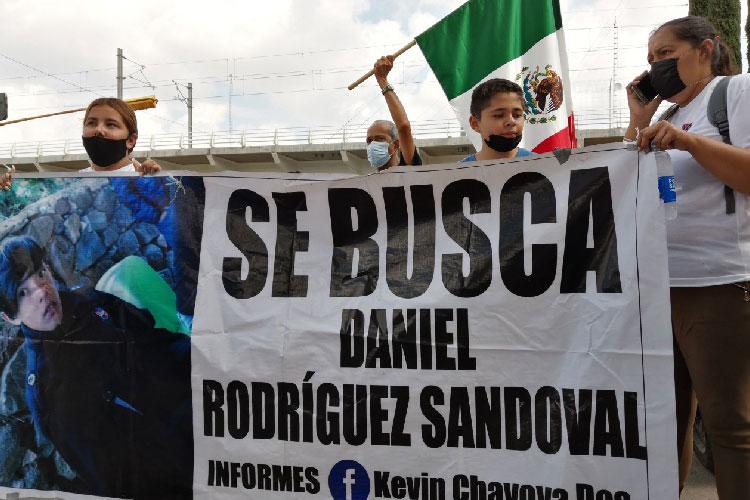 Dos meses sin saber de Daniel Rodríguez (Jalisco)