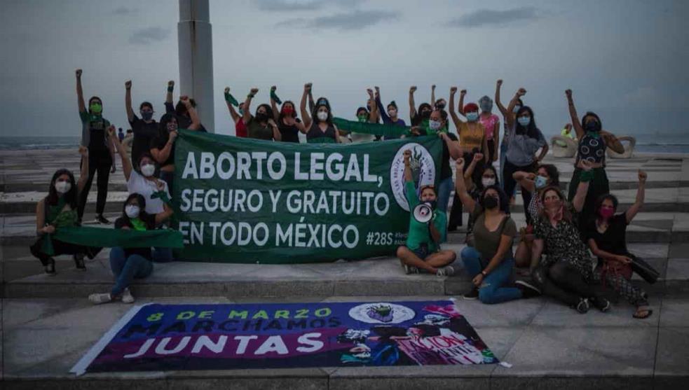 Convocan a marcha a favor del aborto seguro, en Xalapa (Veracruz)