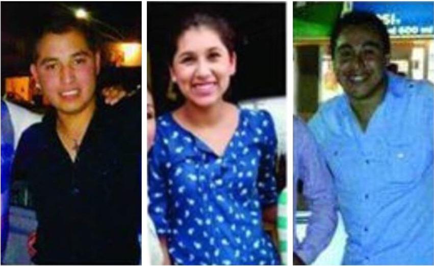 Con plantón, familiares de tres desaparecidos exigen a la Fiscalía de Puebla retomar investigación