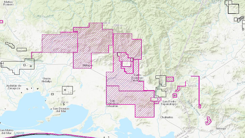 Selva de los Chimalapas, en riesgo por exploración minera (Oaxaca)