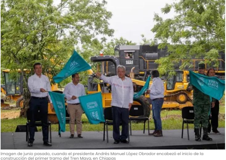 Tren Maya: acusan al Poder Judicial de actuar contra pueblos indígenas