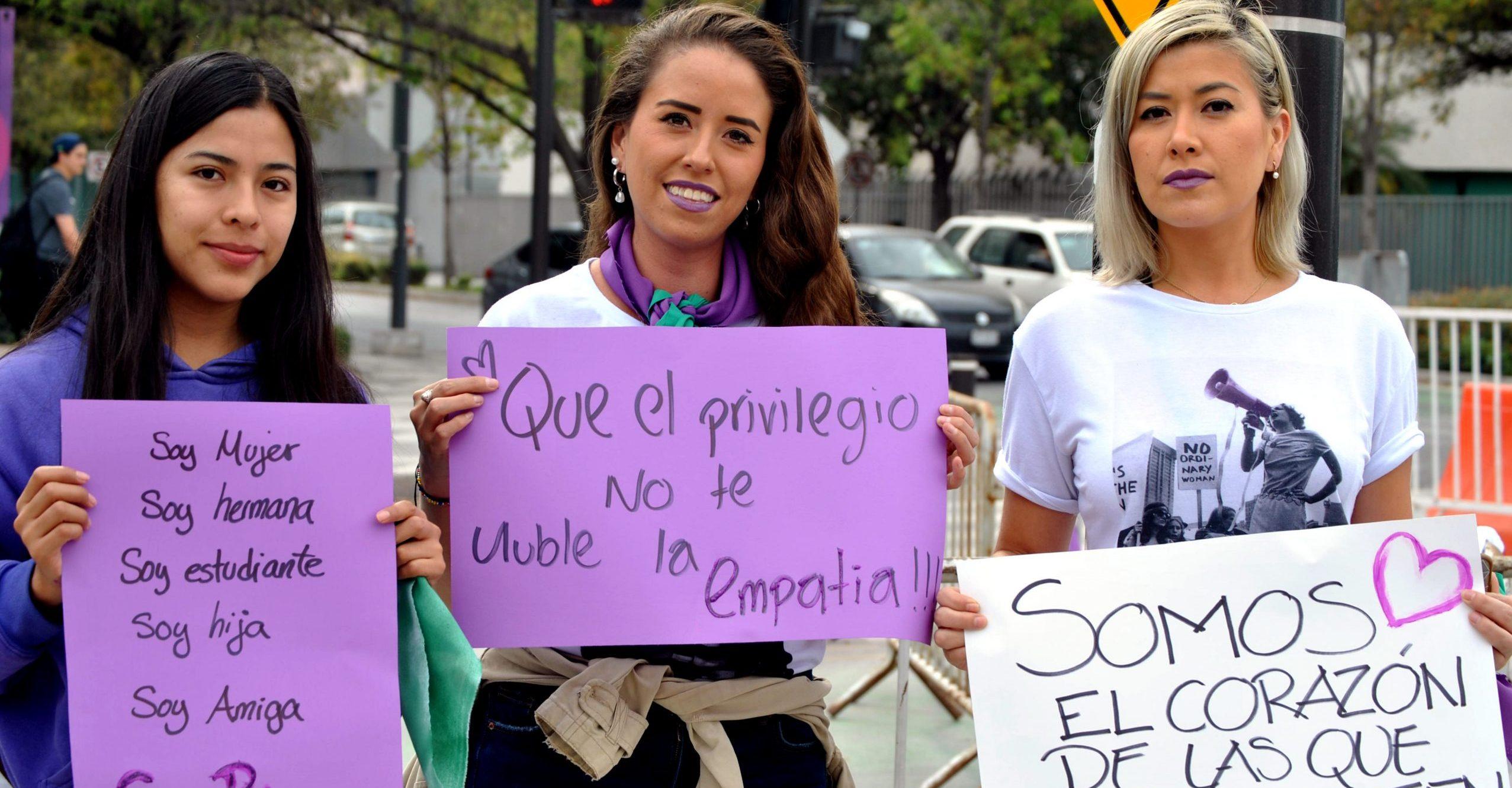 Alumnas del Tec de Monterrey protestan en zoom contra el acoso; protocolo de denuncias no sirve, denuncian (Nuevo León)