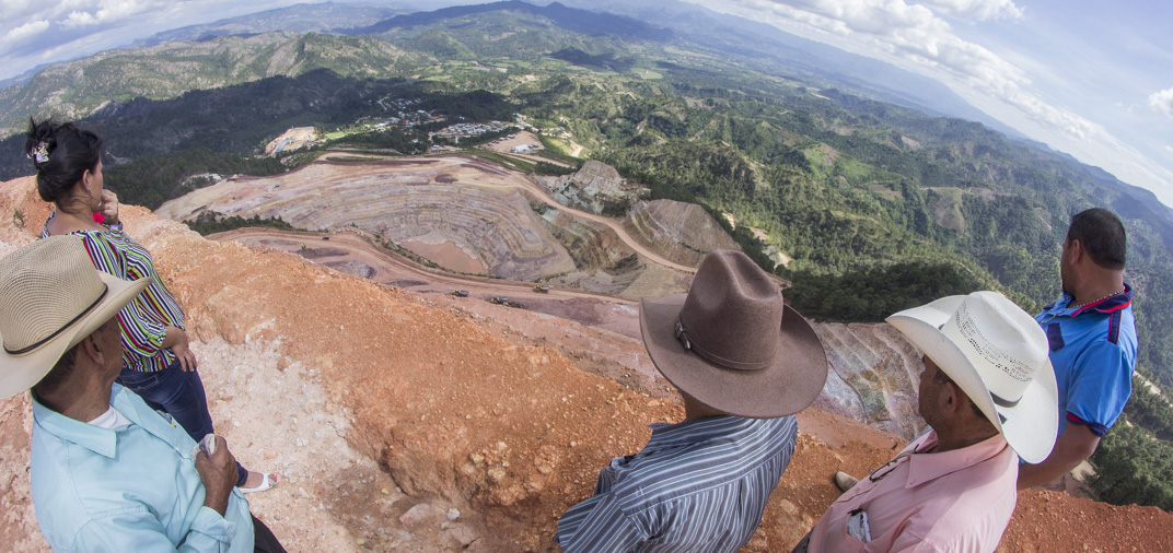 Concesiones mineras vigentes en Oaxaca, el gran negocio de las mineras transnacionales