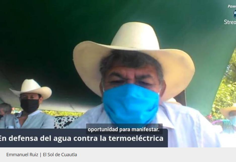 """""""Estamos decepcionados de AMLO"""": Ejidatarios de Ayala (Morelos)"""