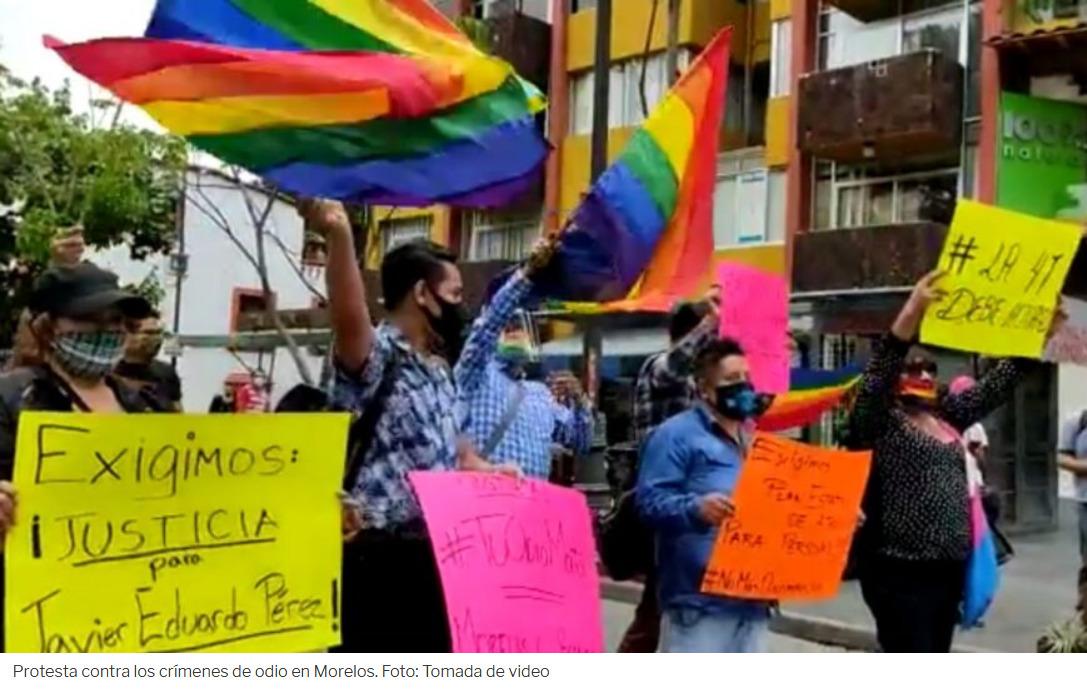 Morelos, quinto lugar en crímenes de odio en el país