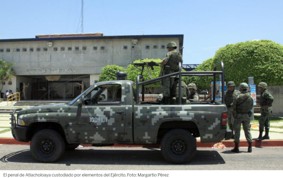 Mueren internos por violaciones a la salud en penales de Morelos