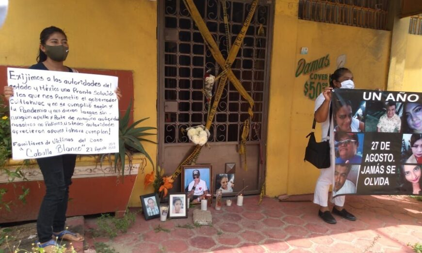A un año de la masacre de Coatzacoalcos, ni justicia ni apoyos para los huérfanos (Veracruz)