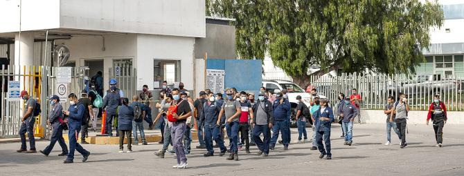 Empresas en Tijuana con infectados COVID; autoridades omisas (Baja California)