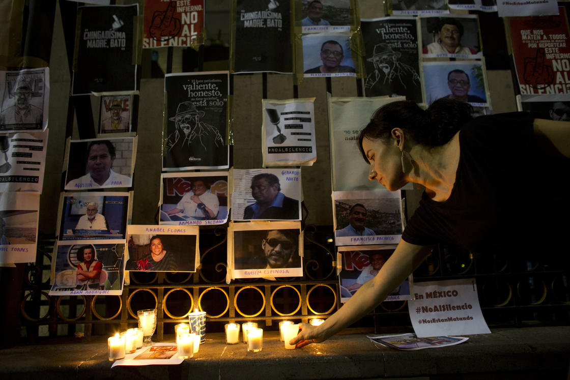 Asesinado un periodista que escribía de crimen en México (Veracruz)