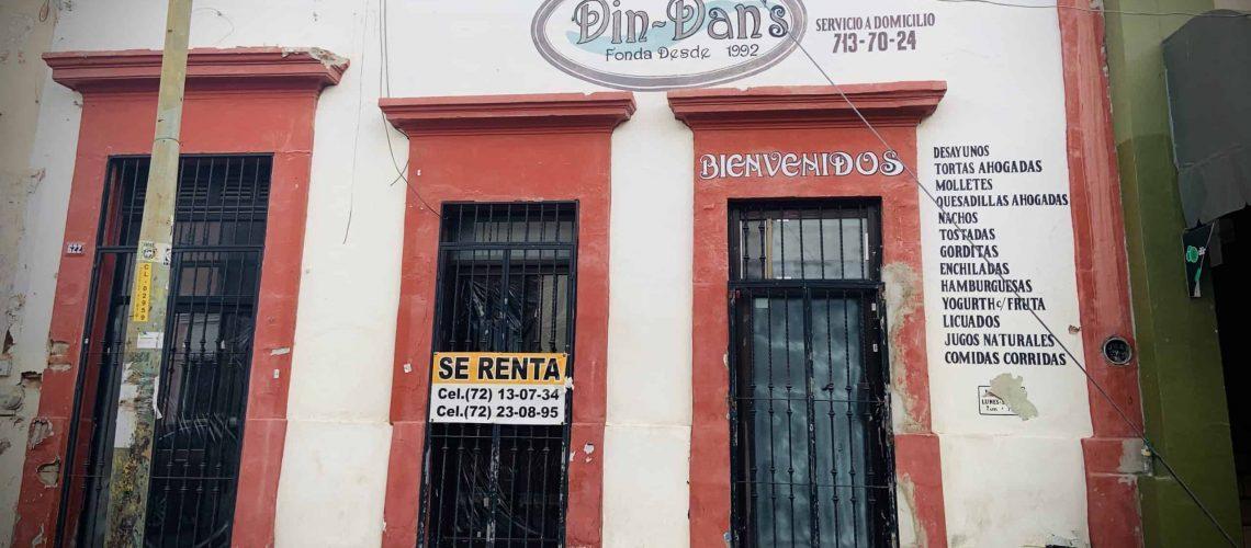 Comercio local: desolación y tragedia en medio de la pandemia en Culiacán