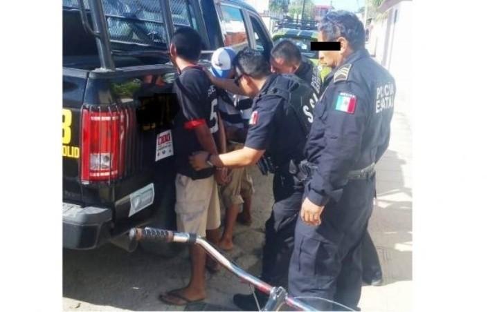 Denuncian que policías de Yucatán dan golpizas a aquellos que caen en la cárcel
